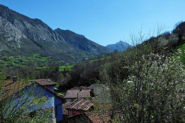 Vista de Belerda y el Pico Maciedome